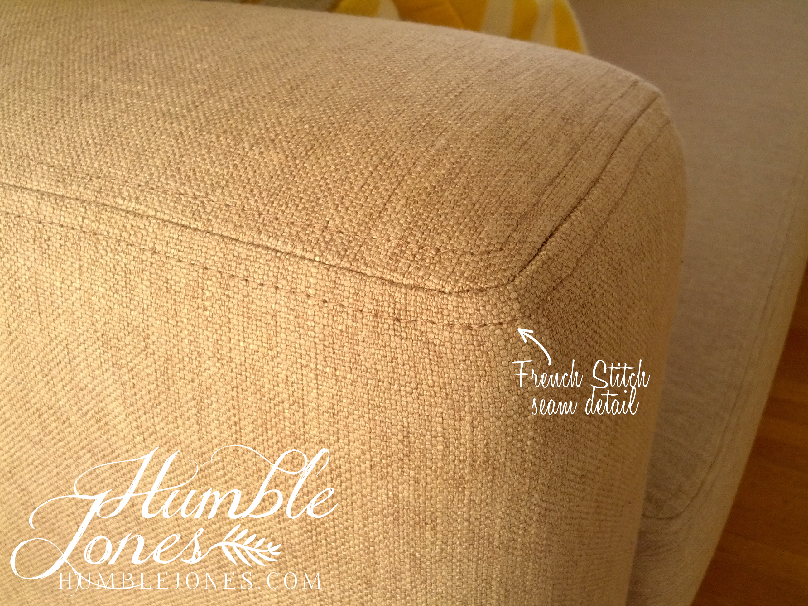 A New Look For A Trusty Little Sofa Humble Jones
